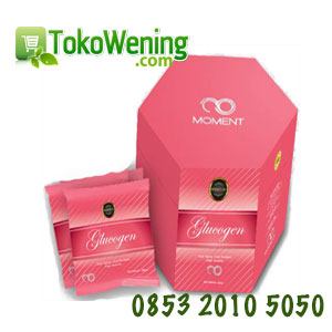 Glucogen Moment ( 1 Box / 25 Sachet )