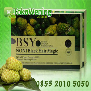 Shampoo Noni bsy Black Hair Magic