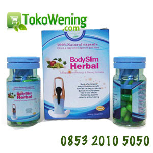 BSH Body Slim Herbal Kapsul