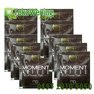 Moment Coffee ( 5 Sachet )