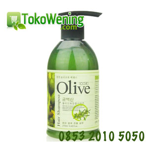 Olive Nutrient Herbal Shampoo