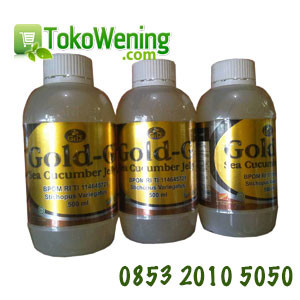 Jelly Gamat Gold G 500ml