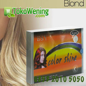 Shampoo BSY Color Shine Blond