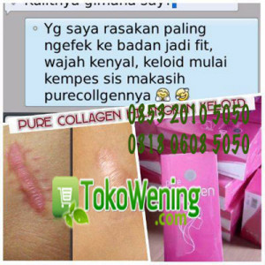 0853 2010 5050 Pure Collagen Whitening, Harga Pure Collagen Asli